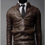 Leather Jackets For Men Amazon