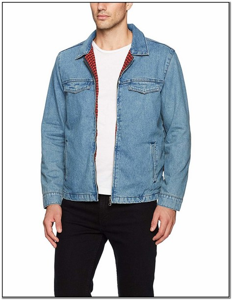 Levi Jean Jacket Black Amazon