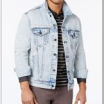 Macys Denim Jacket Levis