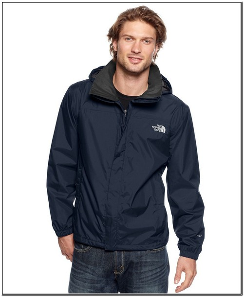 Macys North Face Rain Jacket
