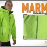 Marmot Speed Light Gore Tex Rain Jacket Mens