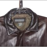 Mens Leather Jackets Banana Republic