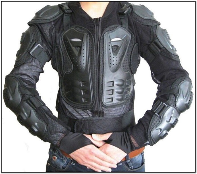 Mesh Motorcycle Jackets With Armor