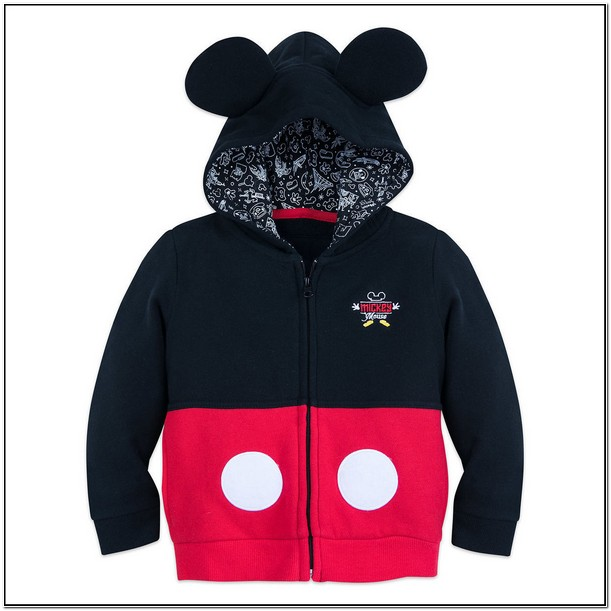 Mickey Mouse Jacket For Toddlers