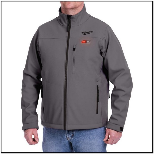 Milwaukee Tool Heated Jacket Size Chart