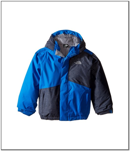 North Face Mens Jacket Size Chart