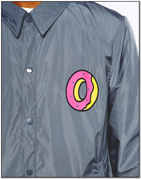 Odd Future Jacket Grey
