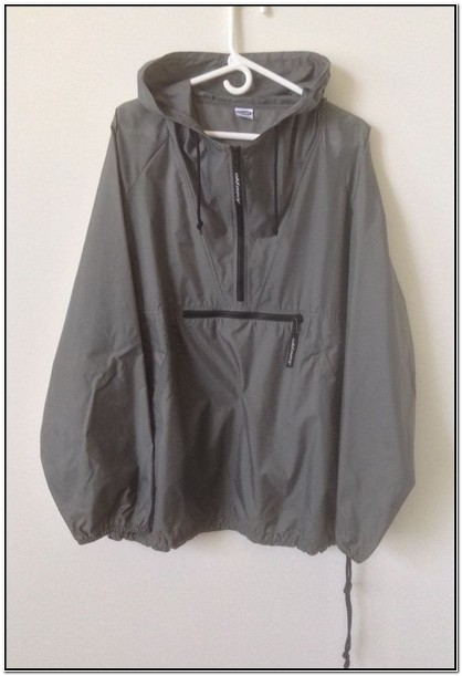 Old Navy Pullover Rain Jacket