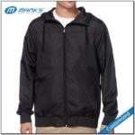 Plain Windbreaker Jackets