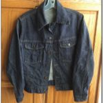 Sears Mens Denim Jacket
