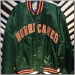 Throwback Miami Hurricanes Starter Jacket
