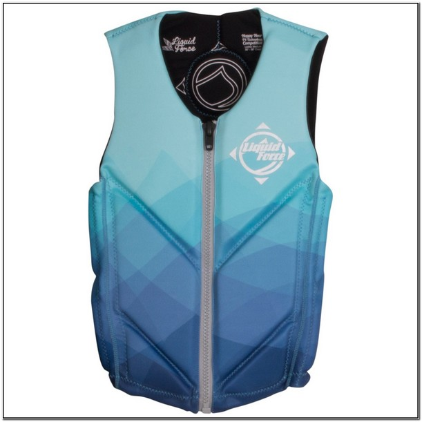 Womens Liquid Force Life Jackets