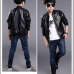 Youth Boy Leather Jackets